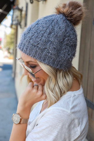 Cloudy Skies Sweater