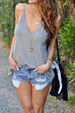 Samantha Knit Tank