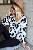 Marren Leopard Sweater - FINAL SALE