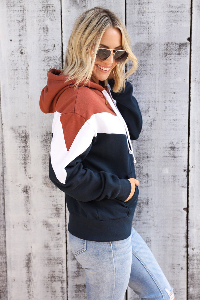 Durango Hooded Pullover