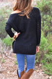 Evanly Knit Sweater - FINAL SALE