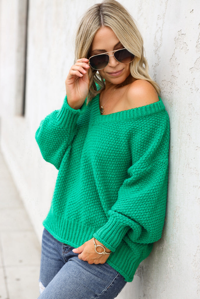 Northern Lights Knit Sweater