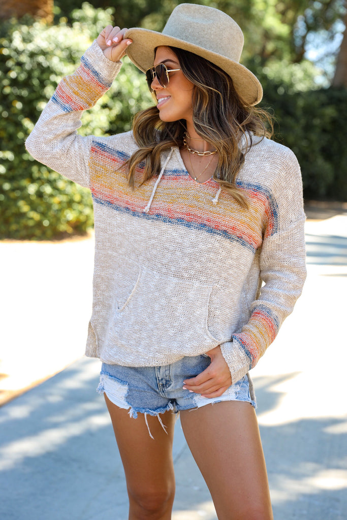 Seaside Hoodie Sweater