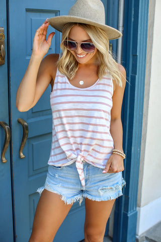 Perry Stripe Bodysuit
