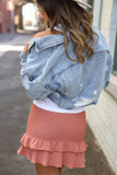 Heart Breaker Denim Jacket