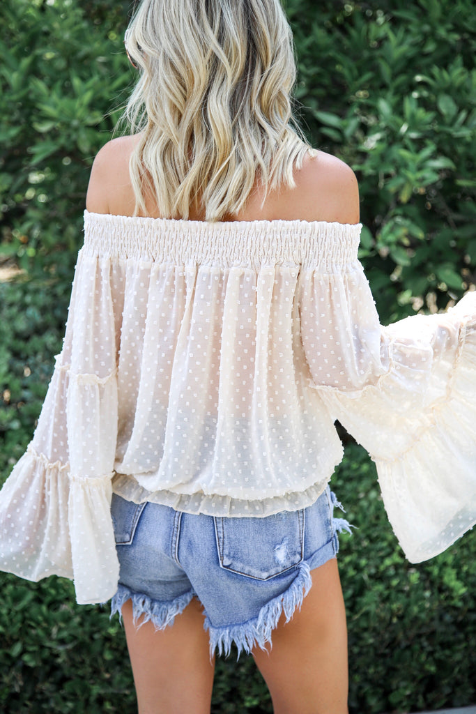 Forever Love Blouse