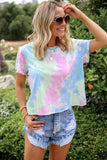 Oceanna Tie Dye Tee - FINAL SALE