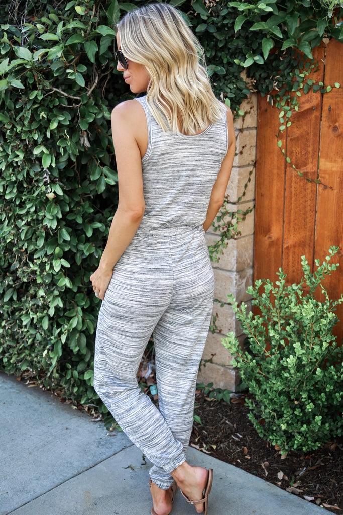 Laid Back Jumpsuit