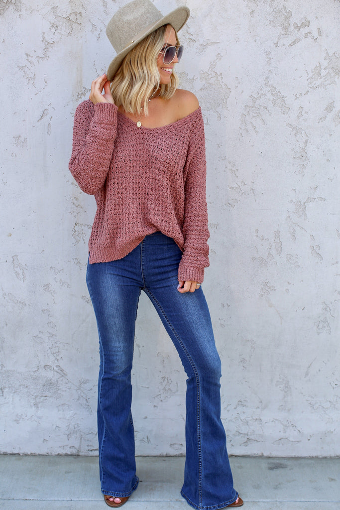 Willow Sweater - FINAL SALE