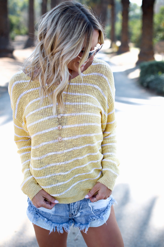 Palm Springs Sweater