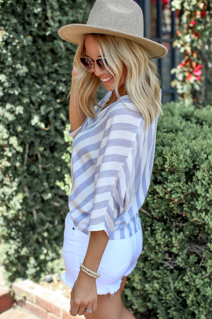Linden Stripe Blouse