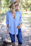 Kendra Oversized Button Up - FINAL SALE