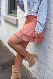 Dixie Smocked Skirt