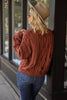 Marlowe Distressed Sweater - FINAL SALE