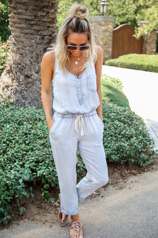 Sawyer Jumpsuit - FINAL SALE