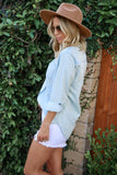 Rocky Chambray Top