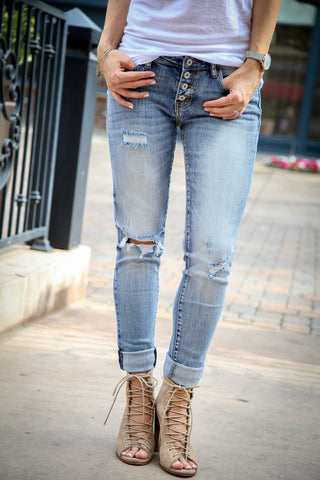 Meadowbrook Skinny Jeans - FINAL SALE