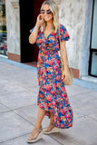 Sunset Island Maxi Dress
