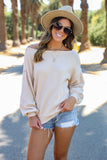 Rockford Off Shoulder Sweater