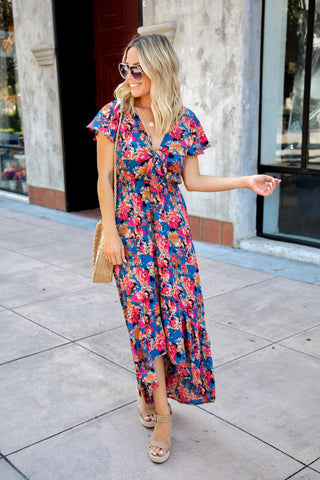 Summer Romance Maxi Dress - FINAL SALE