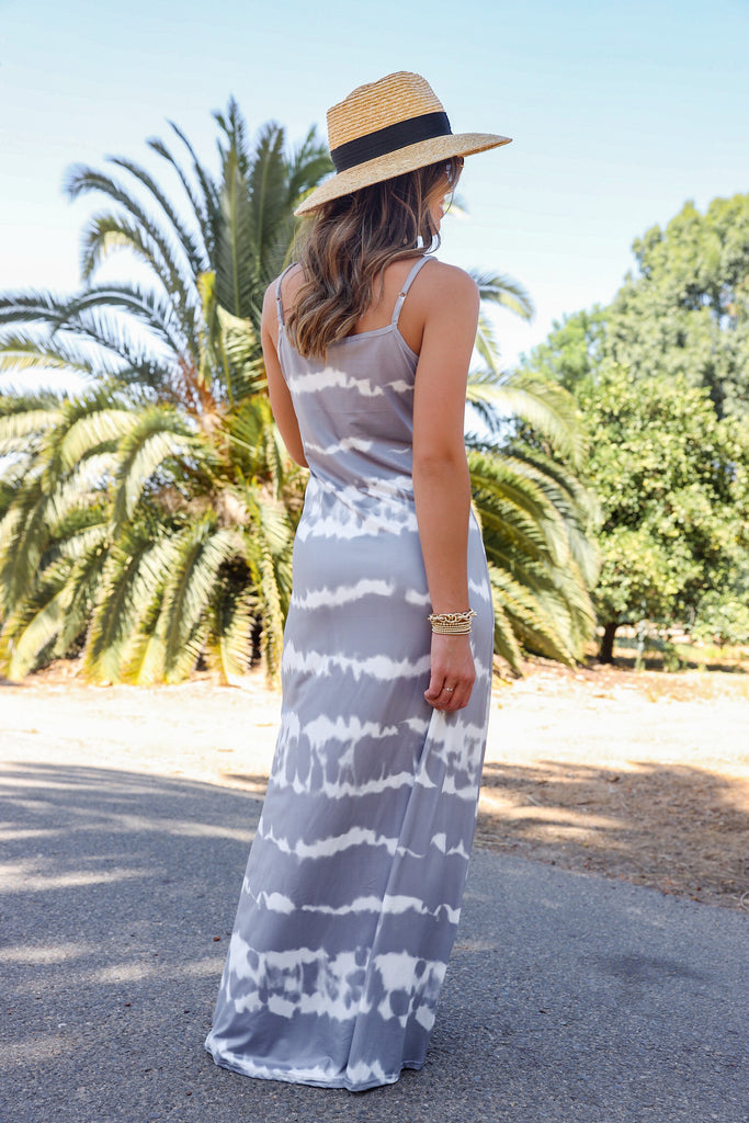 Tropical Destination Maxi Dress