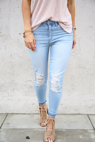 Joplin Acid Wash Denim