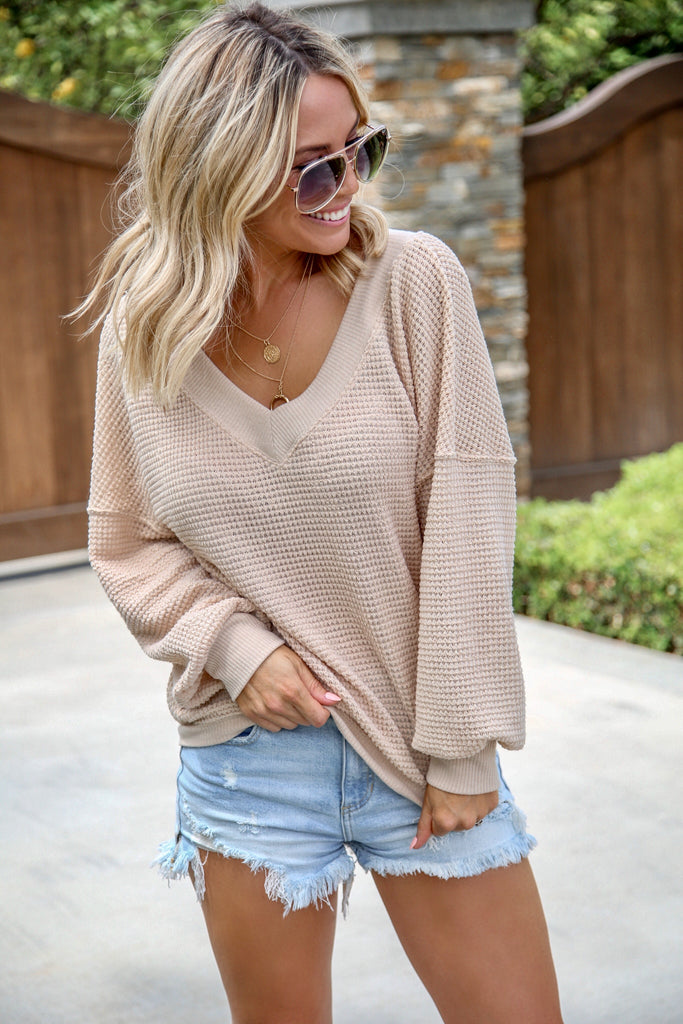 Ryleigh Thermal Top