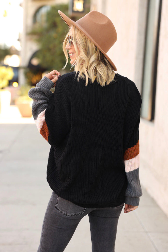 Midnight Bliss Sweater