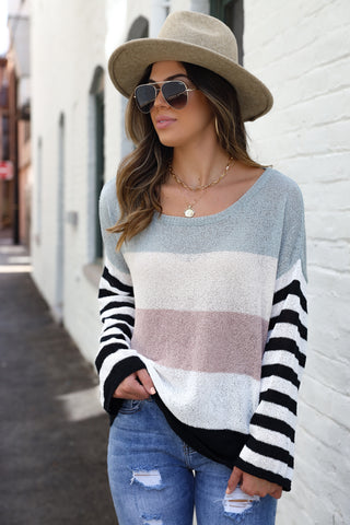 Finley Tunic Sweater - FINAL SALE