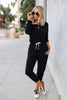 Delaney Long Sleeve Jumpsuit