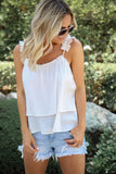 Larissa Tiered Top