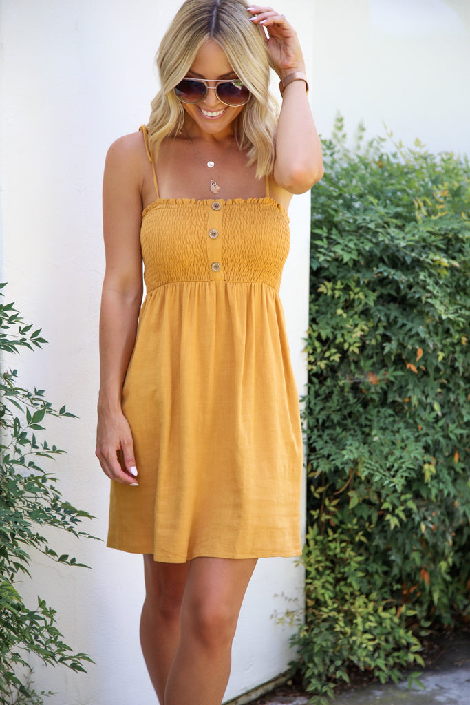 Feel The Sunshine Dress - FINAL SALE