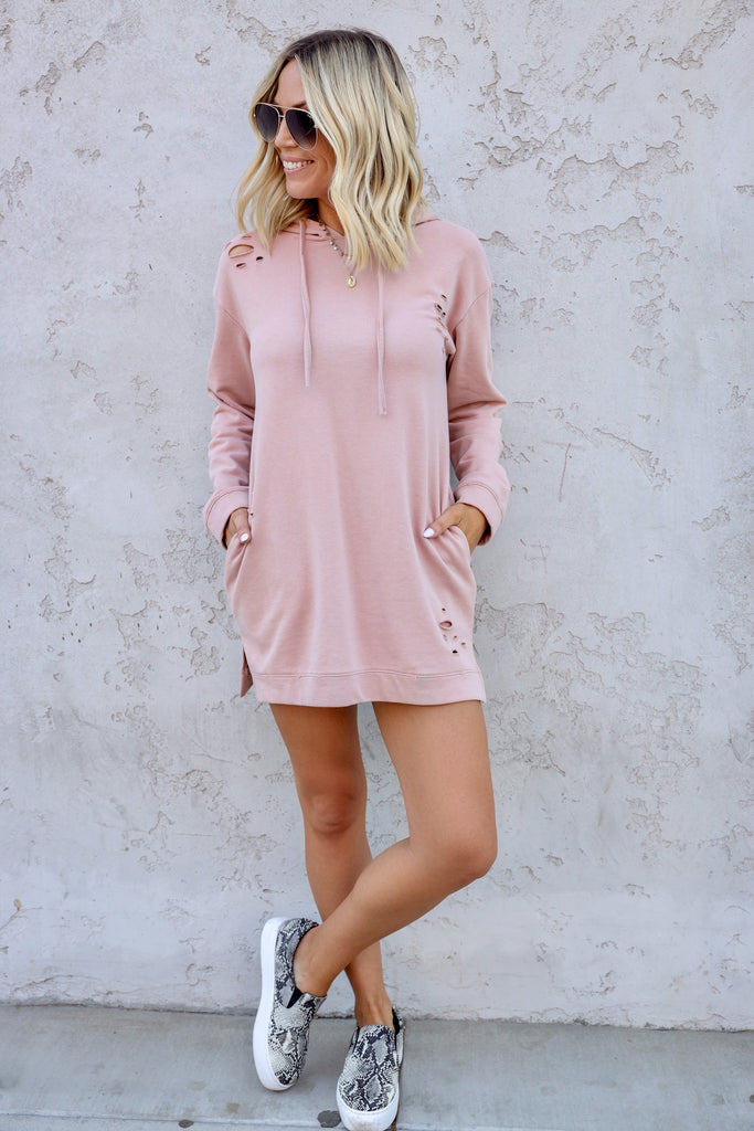 Andi Sweatshirt Dress