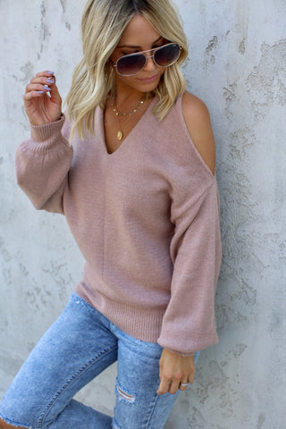 Cloudy Skies Sweater - FINAL SALE