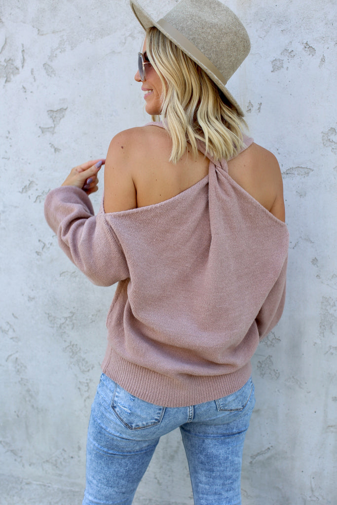 Fall in Love Sweater - FINAL SALE