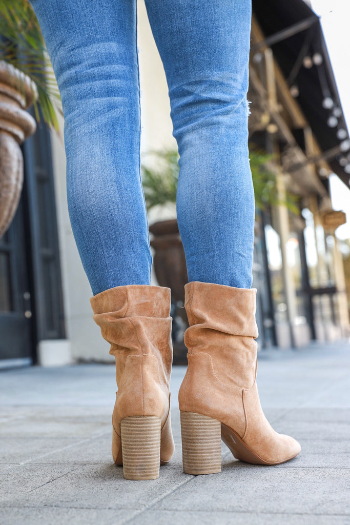 Sienna Ankle Bootie