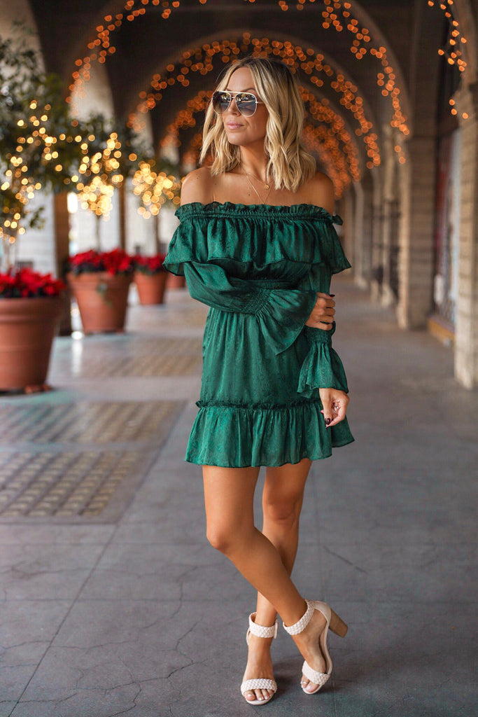 Light Up The Night Dress - FINAL SALE