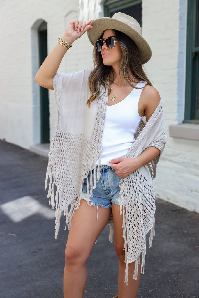 Feel the Breeze Kimono
