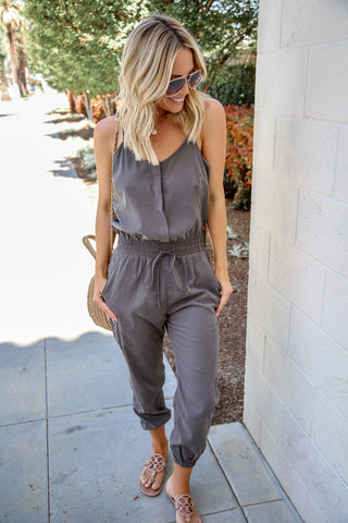 Wild Fire Romper - FINAL SALE