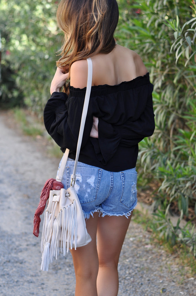 Aria Off Shoulder Top