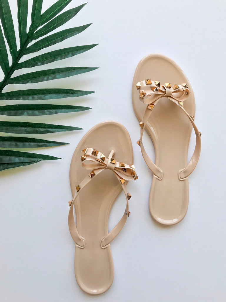 Aria Studded Sandals