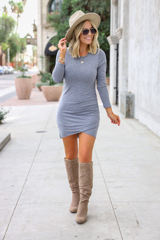 Sun Valley Babydoll Dress