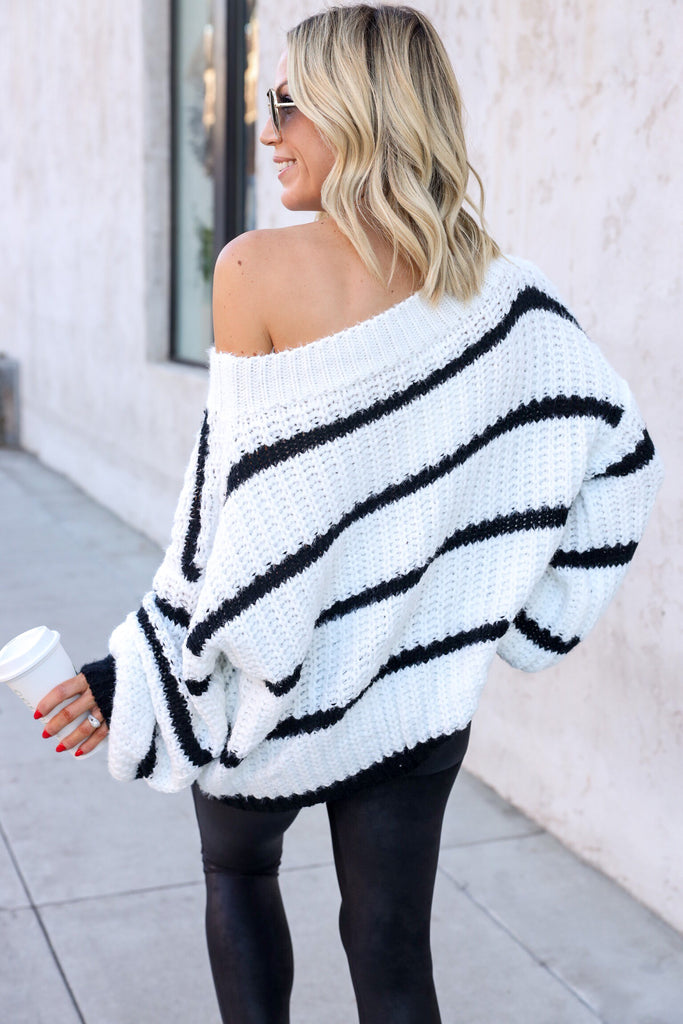 Stella Oversized Sweater - FINAL SALE