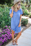 Catalina T-Shirt Dress - FINAL SALE