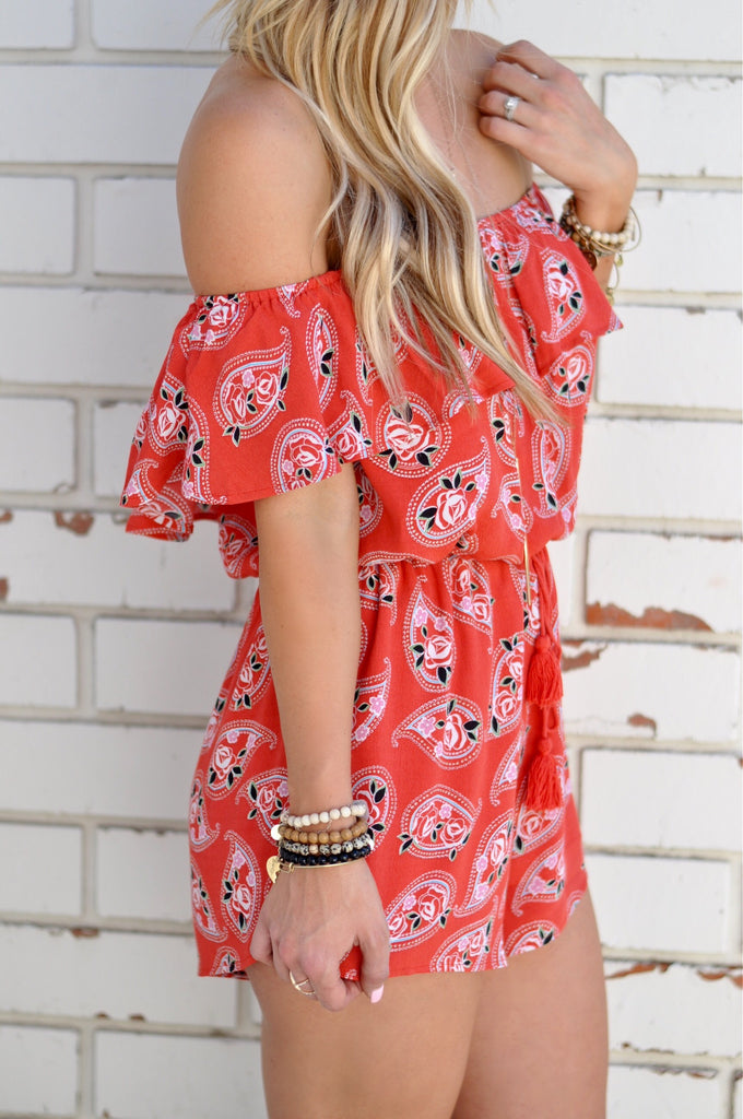 Ray of Sun Romper