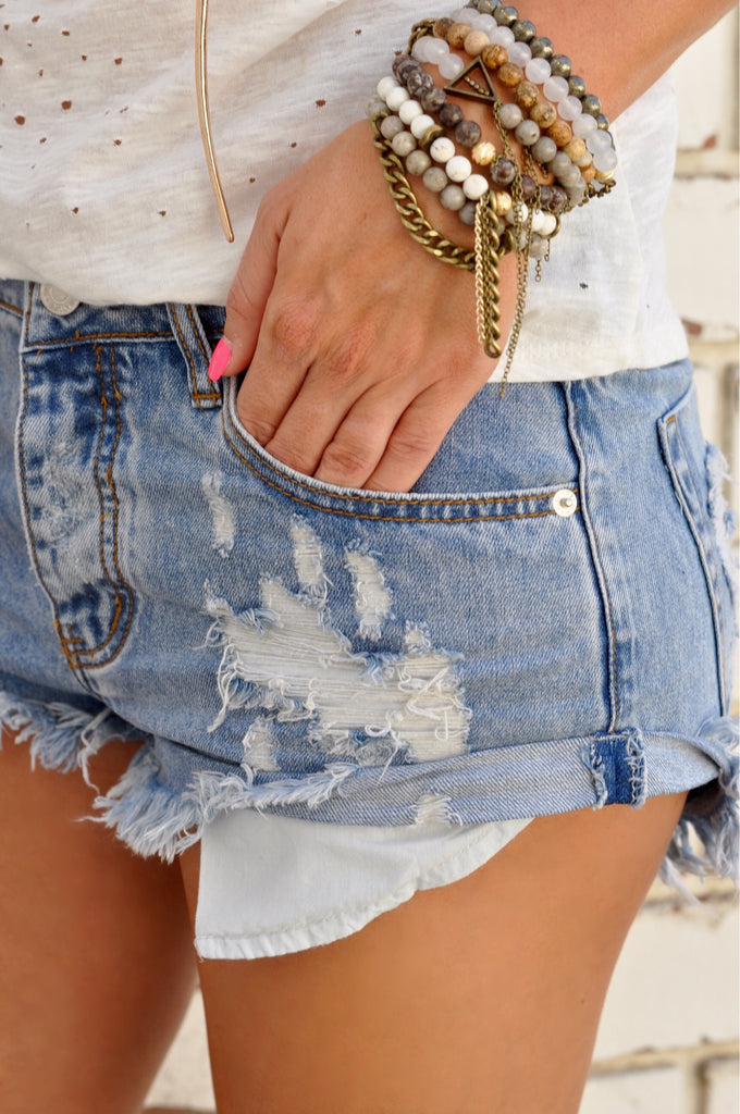 Santa Cruz Denim Cutoffs