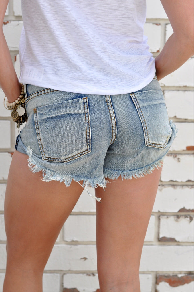 Caravan Denim Cutoffs