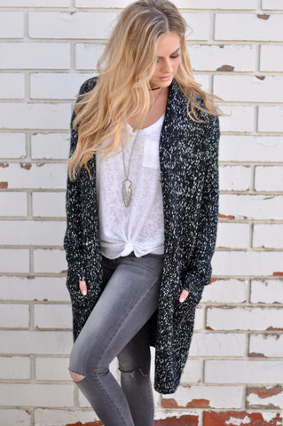 Cozy Time Cardigan - FINAL SALE
