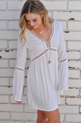 Tuscan Sun Romper - FINAL SALE