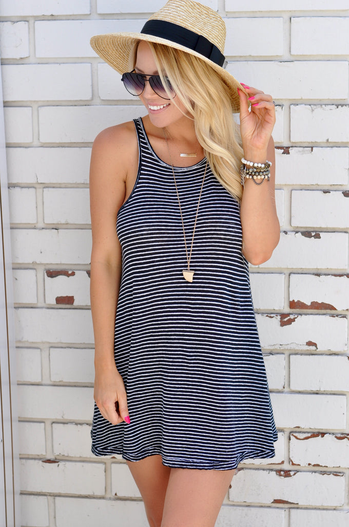 Anchors Away Dress - FINAL SALE